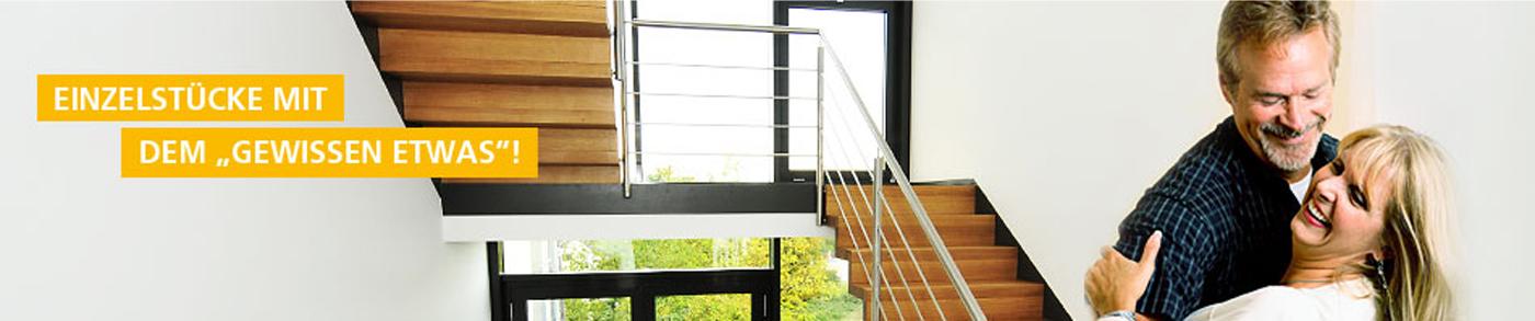 Treppen | Einzelstücke mit dem gewissen Extra